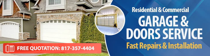 Garage Door Repair Roanoke 24/7 Services